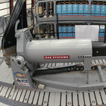 How BAE's electromagnetic rail gun will save the Navy millions