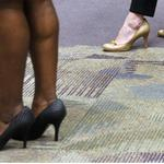 Bizwomen and their shoes: High fashion or torture device?
