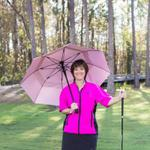 Meet the creators: Lack of rain gear led to golfer's One Spark project