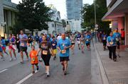 Thousands more run along Rosalind Avenue looking for that same happiness.