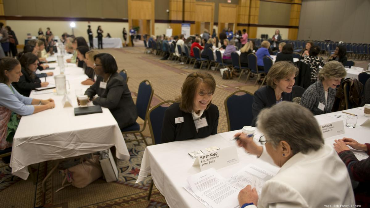 Birmingham's Bizwomen discuss getting women into executive roles - Birmingham Business Journal