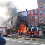 Suit Corner fire puts Old City corner in flux (slideshow)