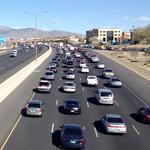 A car-loving city hits the brakes