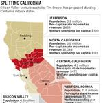 Image problem: Plan to split state gains opposition