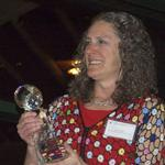 Good Works: <strong>Miller</strong> receives Founder's Award