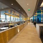 Best United airport lounge? One's at DIA