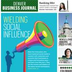 Wielding social influence: The DBJ cover story and online report