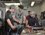 HVCC's technical manufacturing program: Can you say waiting list?