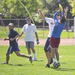 Silicon Valley's Ultimate sport goes pro, spurring identity crisis