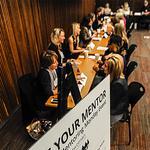 Role Model Behavior: Women mentoring women