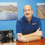 <strong>Aaron</strong> <strong>Kirk</strong> on Hawaii's solar industry