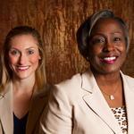 Sharing success: Women mentoring women