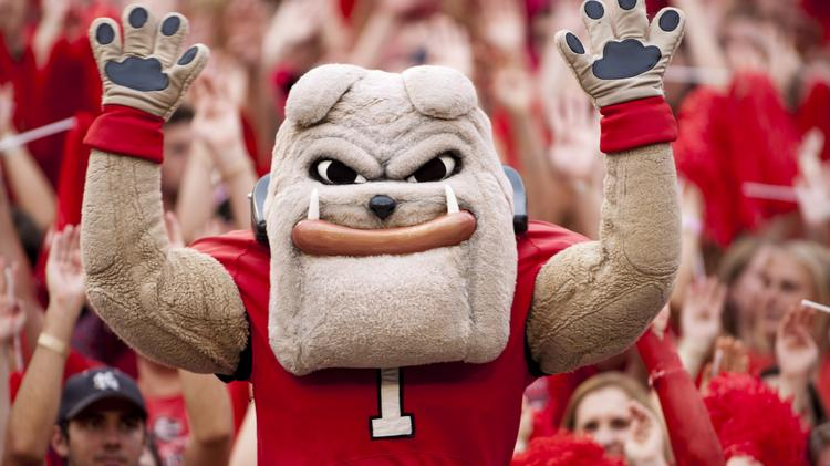 Uga football schedule for 2019