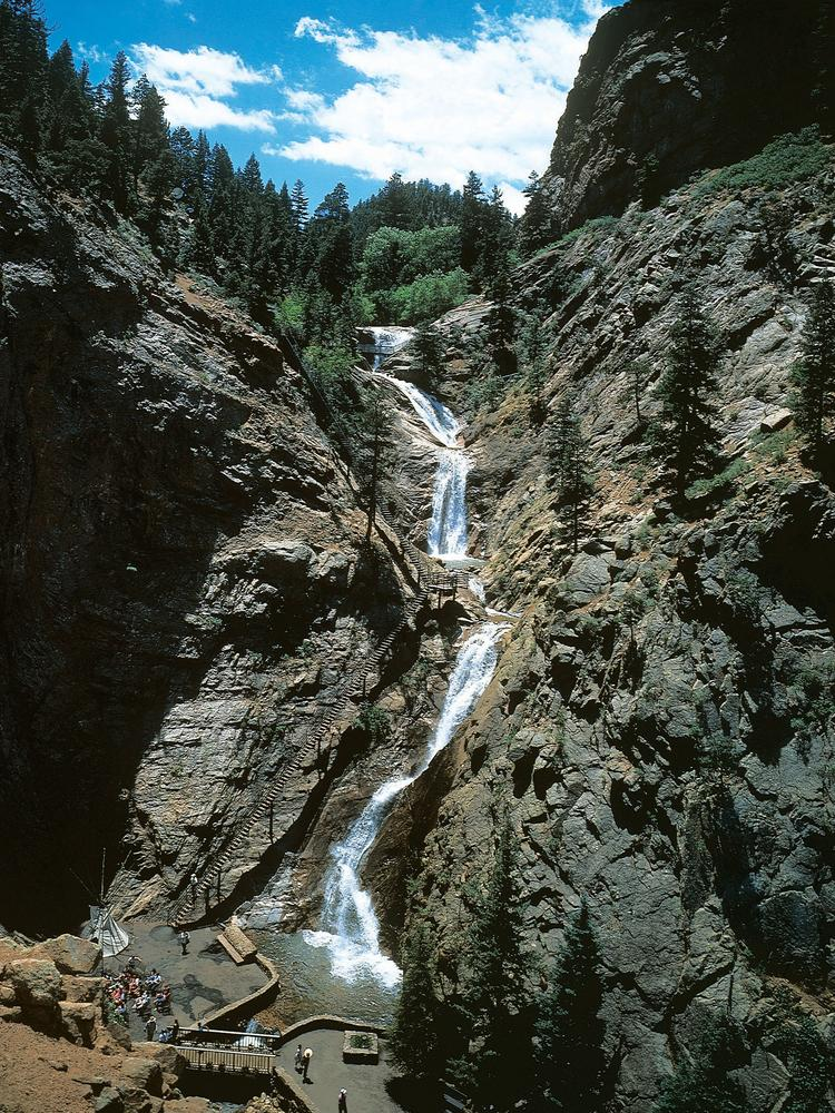 Anschutz buying Seven Falls attraction in Colorado Springs ...