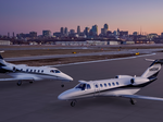 Executive AirShare HQ takes flight across state line