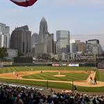 Finally, baseball's back in Charlotte (Video)