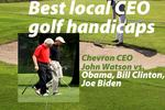 Swinging CEOs: Which local execs have the best handicaps?