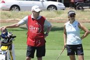 Hawaii golfer Stephanie Kono