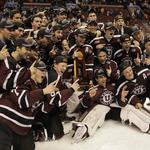 Union College wore Minnesota-made jerseys while beating Gophers for hockey title