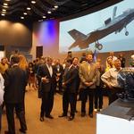 Snap-on hosts Lockheed Martin F-35 event