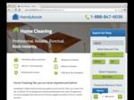 Housecleaning service Handybook begins Sacramento service