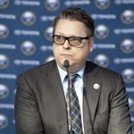 "Sabres GM Murray: ""This is not a five-year rebuild"""