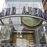 Shops of Grand Avenue going up for auction - again
