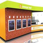 San Antonio will help kick off new kiosk concept for Orange Leaf