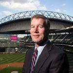 New Mariners CEO Kevin Mather: 'Winning solves a lot of problems'