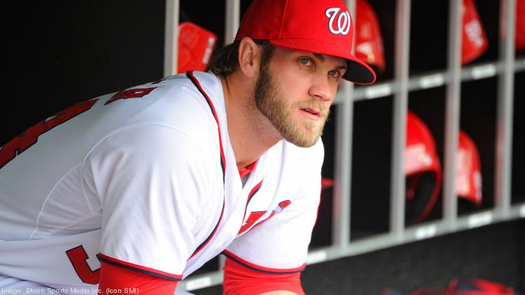 The Washington Nationals, led by league MVP Bryce Harper, are increasing tech spending on analytics software, research and the systems that bring it all together to stay competitive with the vast array of entertainment options in the D.C. region.