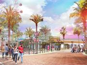 I-Drive 360 is under construction and will open sometime in early 2015.