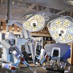 Robotic tools for the operating room