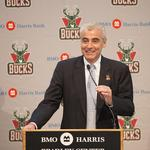 Lasry, <strong>Edens</strong> star in Bucks commercials