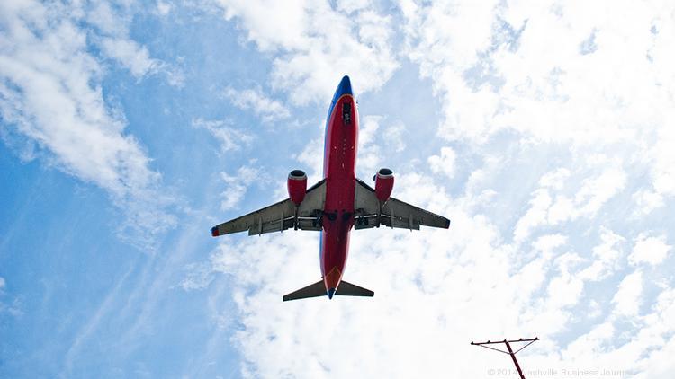 Southwest Adds Two New Nashville Flights Nashville