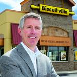 Biscuitville CEO has fresh plans on the menu