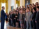 UT psychology professor honored at the White House