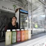 Raw-juice business bears fruit; Denver companies squeeze success from food fad
