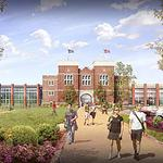 Washington U breaking ground on $54 million rec center