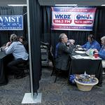 Festival's Radio Row, Thunder broadcast gain a lot of attention for Derby Festival