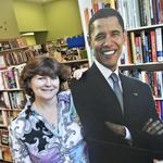 The Obama bump: Local businesses ring up prestige — and  a few profits — from presidential visits