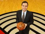 Cover Story: Chris McGowan is the Blazers' money maker