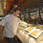 Facebook's top chef on drawing tech talent with food, why he left Google