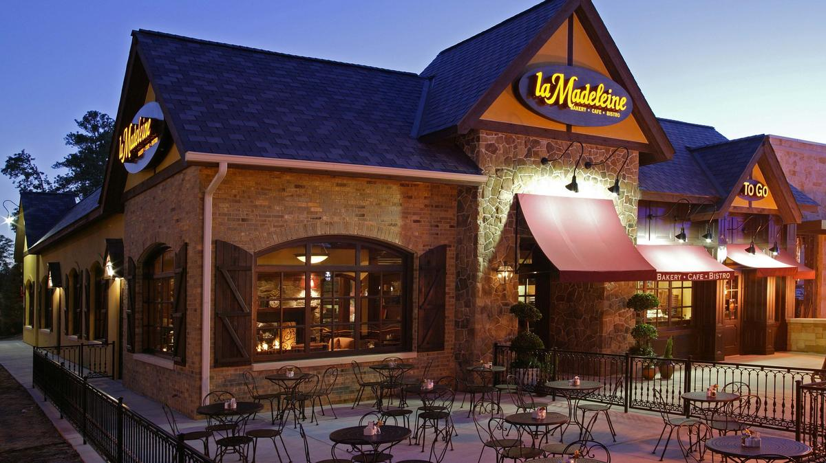 La Madeleine Cafe Houston