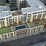 Lennar pushes 500 units in three apartment projects