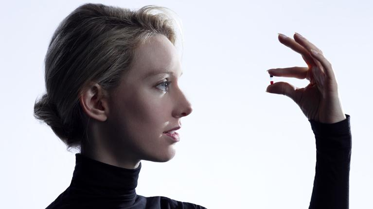 Theranos running out of cash