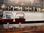Customers will be able to sample The Beer Growler's selection in-store.