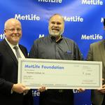 MetLife's charity arm donates $25,000 to Durham organization