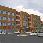 Albuquerque's newest office building creating buzz before construction