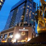 The average room rate at the Four Seasons Baltimore has soared to almost $500