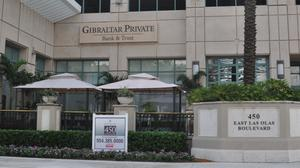IberiaBank to acquire Coral Gables-based Gibraltar Private Bank & Trust
